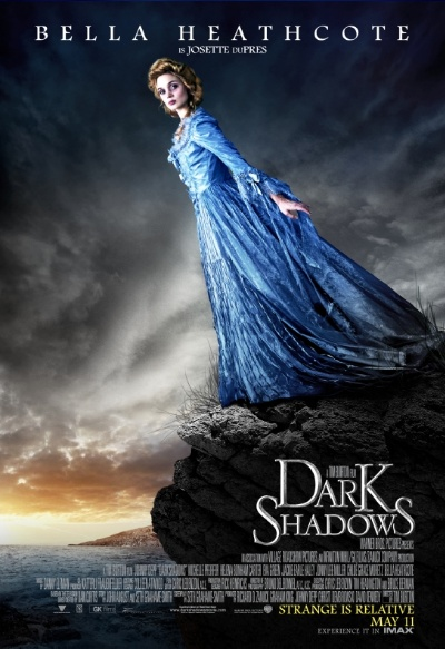 Bella heathcote Dark Shadows