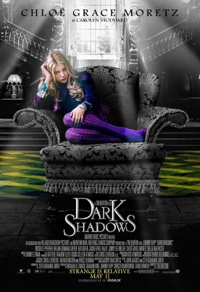 Chloe Moretz Dark Shadows
