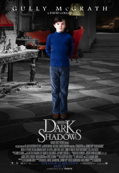 New Dark Shadows Posters