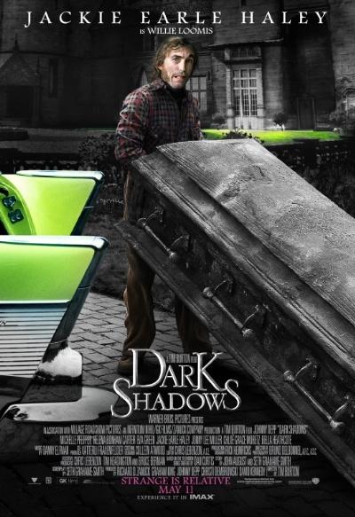 Jackie Earle haley Dark Shadows