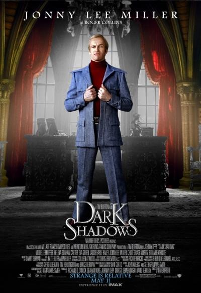 Johnny Lee Miller Dark Shadows