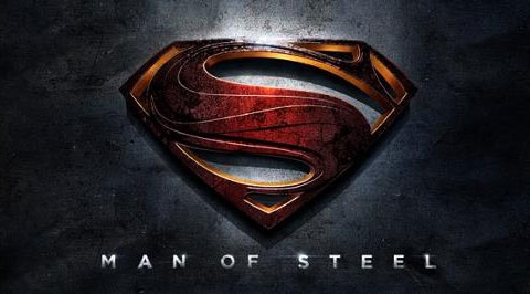 Zack Snyder's Man Of Steel logo revealed