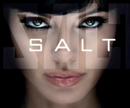 Jolie rejects the draft of Salt sequel