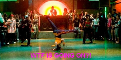 Step Up 2 dance