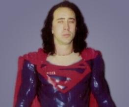 Lionsgate planning film about Nicolas Cage's stolen comic (No, we're not joking)