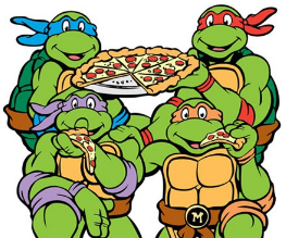 Michael Bay renames the Teenage Mutant Ninja Turtles
