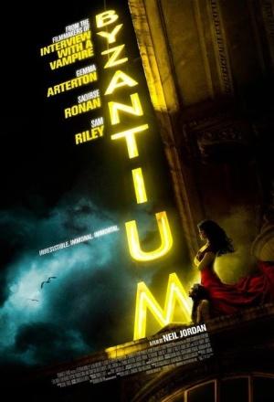 First poster for Gemma Arterton's vamp drama Byzantium