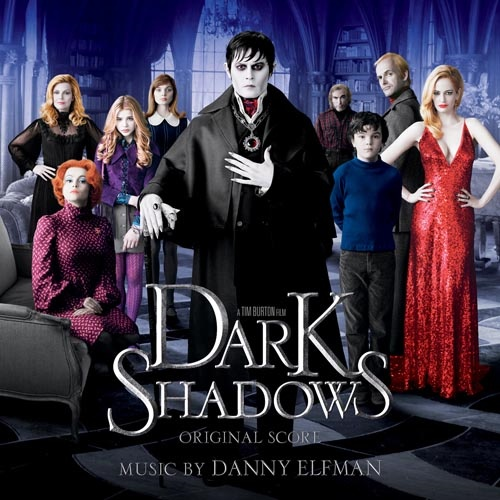 Listen To the Dark Shadows Original Score