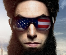 The Dictator Gets A Poster