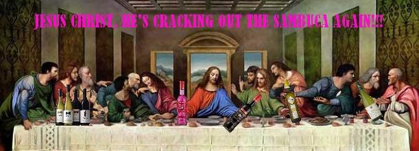 (Good) Friday Drinking Game #46 – Jesus Christ