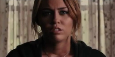 Can we talk about Miley Cyrus's face in the LOL trailer?