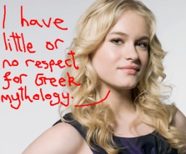 Hunger Games actress to join Percy Jackson sequel