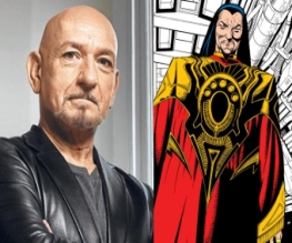 Iron Man 3 to shoot in China with Sir Ben Kingsley