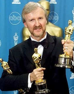 James Cameron, Director of Titanic