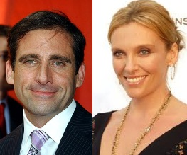 Steve Carell and Toni Collette re-unite for The Way, Way Back