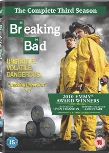 WIN: Breaking Bad – The Complete Third Season on DVD