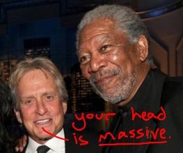 Will Morgan Freeman join Last Vegas?