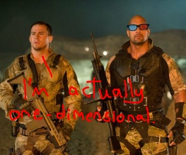 GI Joe: Retaliation delayed for 3D conversion