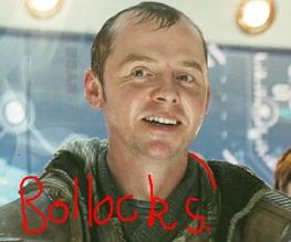 Simon Pegg denies Star Trek 2 Khan rumours