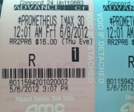 Prometheus is confirmed as R-rated