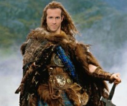Will Ryan Reynolds star in Highlander remake?