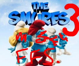 Smurfs 3 rolls into production, for some reason