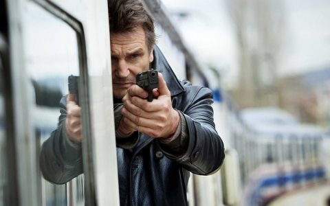 Liam Neeson is a badass in new images from Taken 2