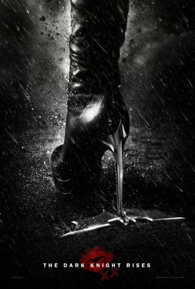 Secret Catwoman Poster Revealed For The Dark Knight Rises