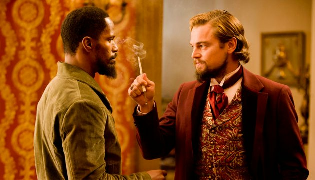 More photos from Django Unchained