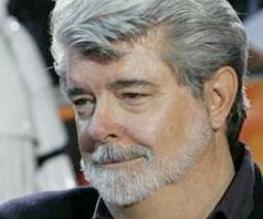 George Lucas announces his retirement. Sort of.
