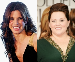 Sandra Bullock, Melissa McCarthy and Paul Feig join forces