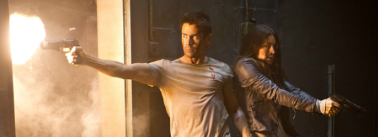 New images from the Total Recall reboot