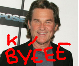 Kurt Russell drops out of Django Unchained