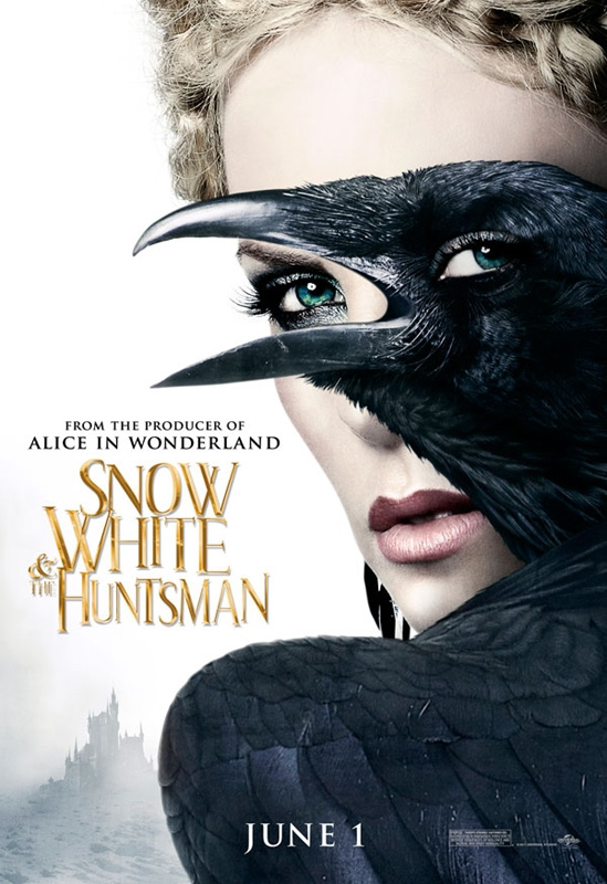 New poster for Snow White And The Huntsman