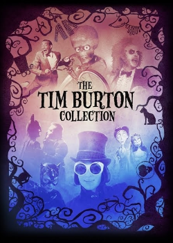 WIN! The Tim Burton Collection on DVD