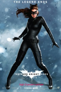New Dark Knight Rises posters are just awful