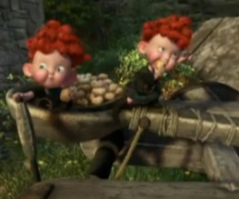 New international Brave trailer as Pixar's latest tops US box office