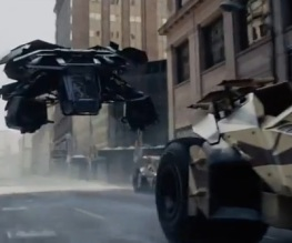 New Dark Knight Rises TV spot harks back to Batman Begins