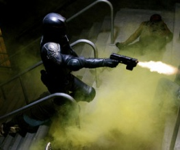First full trailer for Dredd is SO SLOW
