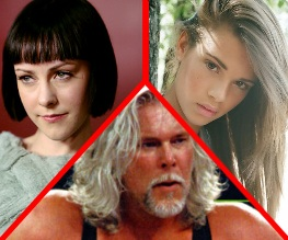 Zoe Aggeliki, Jena Malone and Kevin Nash rumoured for Catching Fire