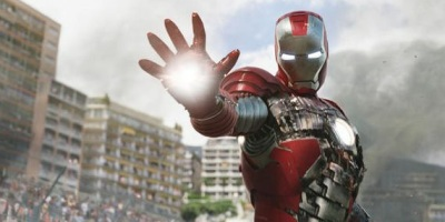 The evolution of Iron Man