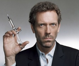 Will Hugh Laurie get his evil on in Robocop?