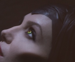 First look at Angelina Jolie in Disney's Maleficent