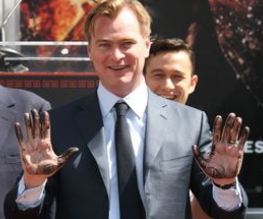 Christopher Nolan honoured by Grauman's Chinese Theatre