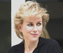 First image of Naomi Watts as Princess Diana
