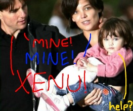 Tom Cruise counter files for divorce; custody battle imminent