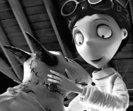 Burton releases Frankenweenie 'Homage' trailer