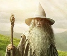 New poster for The Hobbit: An Unexpected Journey