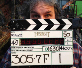The Hobbit has wrapped!