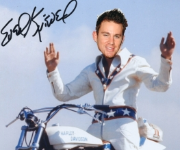 Channing Tatum to produce and star in Evel Knievel biopic